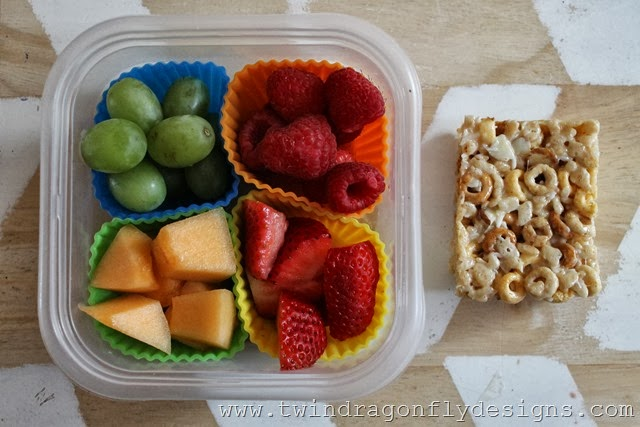 Fruit Snack Bento