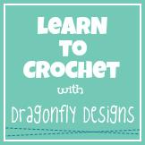 Front Post Crochet Stitch ~ Learn To Crochet