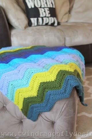 Seafarer Crochet Blanket (2)