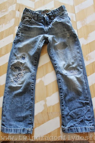 How to patch jeans (15)