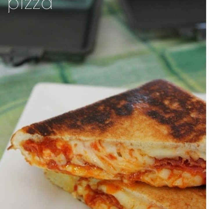 Camp Cooker Pizza Camping Recipe