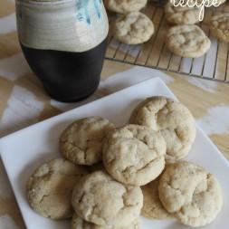 Chai Tea Cookie Recipe