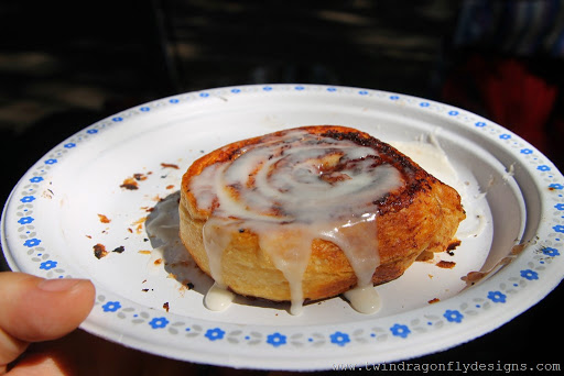 Camp Cooker Cinnamon Buns (9)