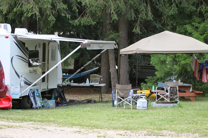 Whispering Pines ~ Campsite Review
