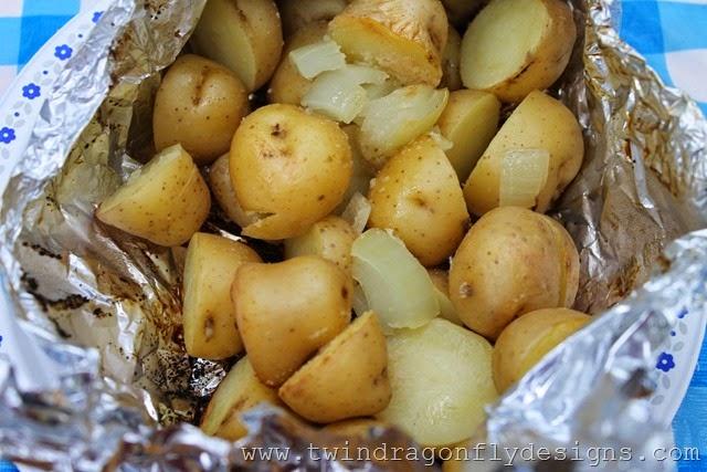 Tin Foil Packet Potatoes (11)