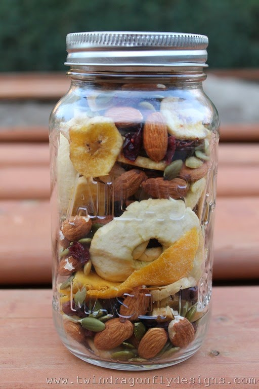 Dehydrated Fruit Trail Mix