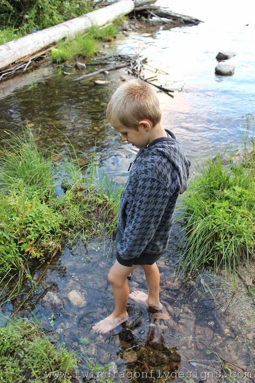 Conkle Lake Provincial Park ~ Campsite Review