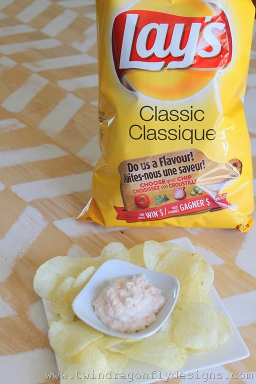 Four Ingredient Crab Dip Recipe