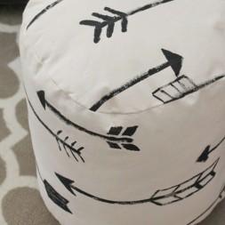 DIY arrow floor pouf (14)_thumb