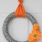 Duct Tape Fall Wreath-002