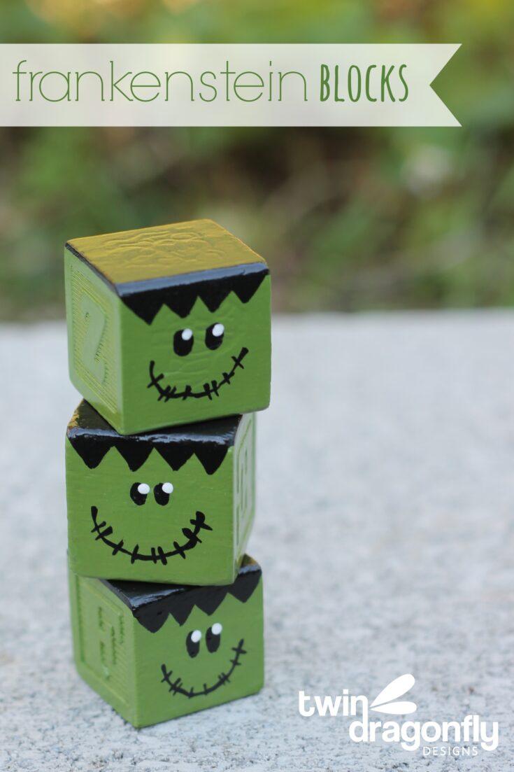 Frankenstein Blocks