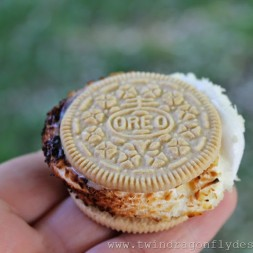 Golden Coconut S'moreo