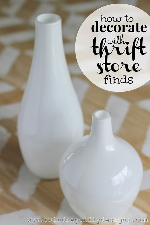 How to decorate with thrift store finds_thumb