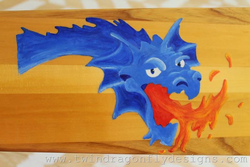 Dragon Boat Paddle