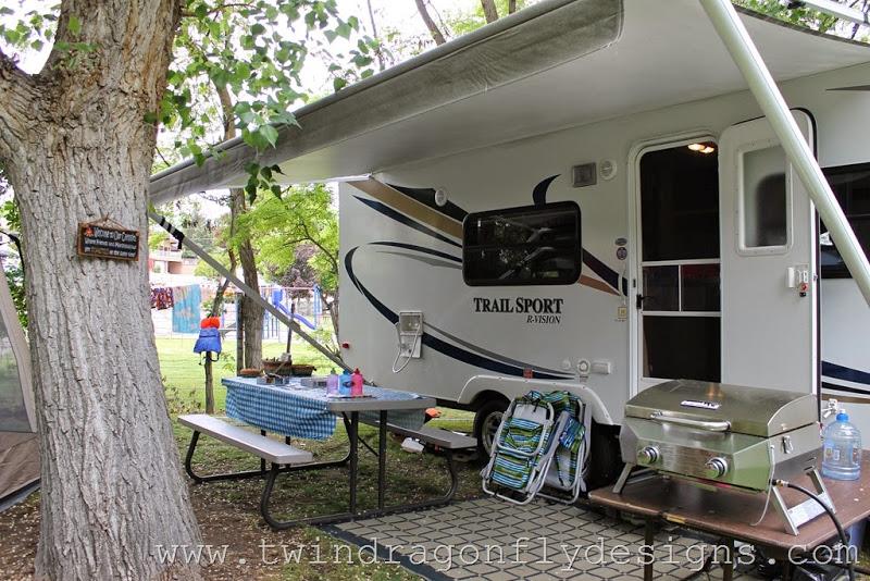 Okanagan Campsite Reviews