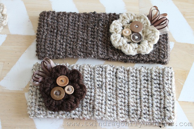 Crochet Tutorial Headband : Crochet Headband Pattern