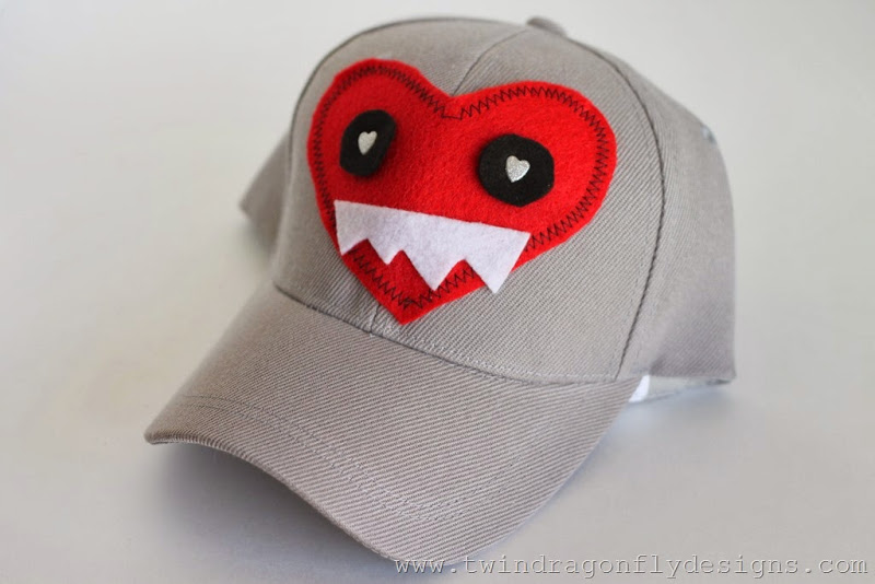DIY Monster Hat