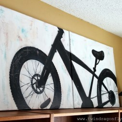 Mountain Bike Silhouette Painting DIY (30)_thumb