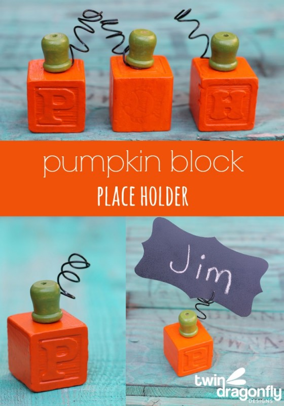 Pumpkin Block Place Holder