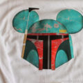 Mickey Mouse Star Wars T-shirt Tutorial