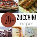 20+ Zucchini Recipes