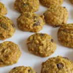 Chocolate Chip Oatmeal Pumpkin Cookies-005