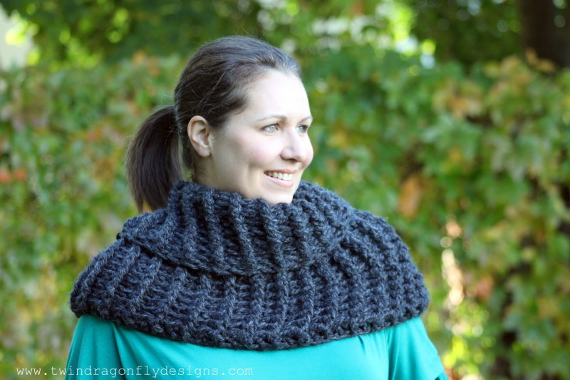 Claire Inspired Cowl Pattern-006