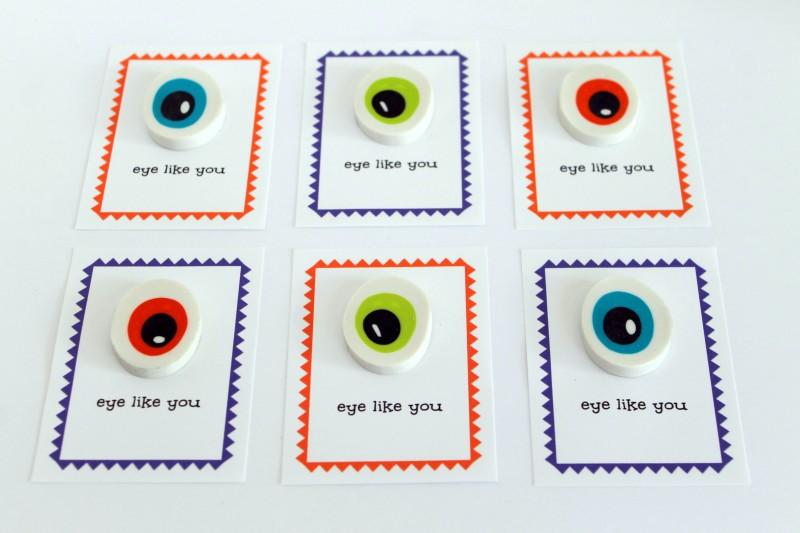 Eye Like You Halloween Printable