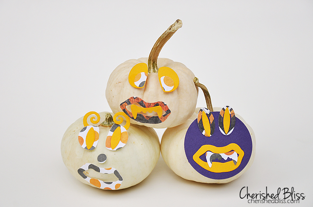 Monster-Pumpkins