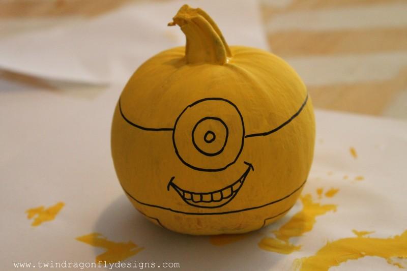 Three Unique Pumpkin Decorating Ideas