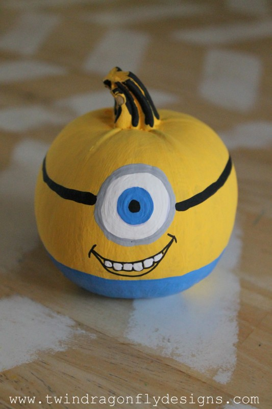 Three Unique Pumpkin Decorating Ideas