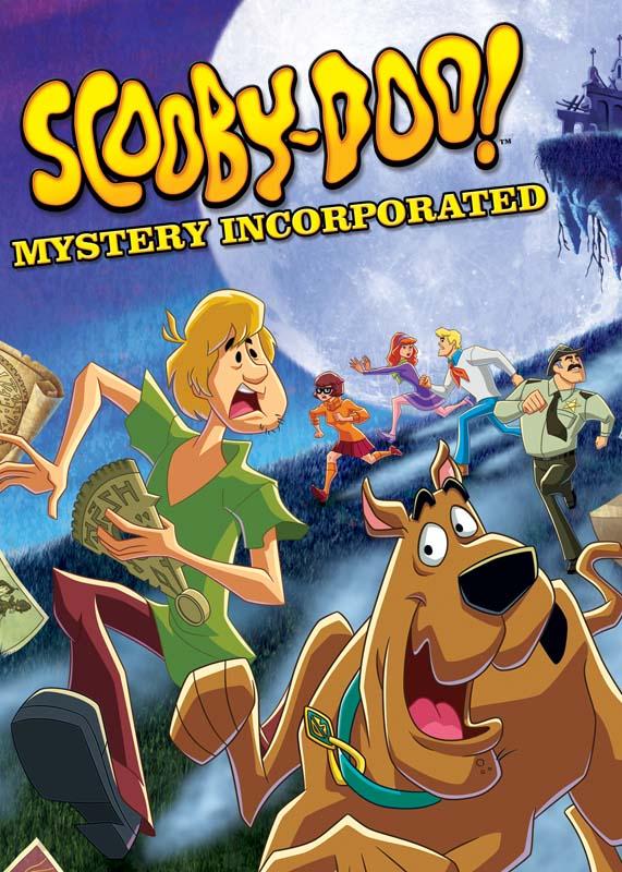 ScoobyDooMysteryInc