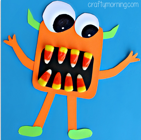 candy-corn-monster-halloween-craft-for-kids-