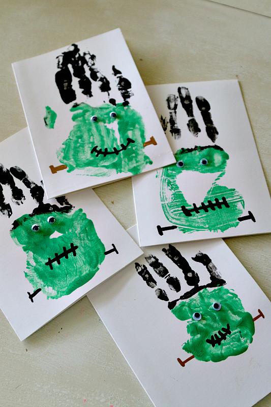 20+ Halloween Kid Crafts