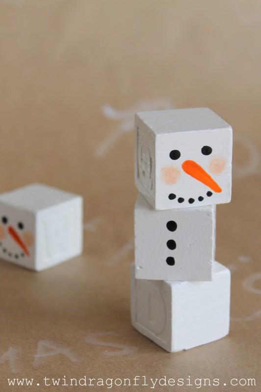 Alphabet Block Snowman-003