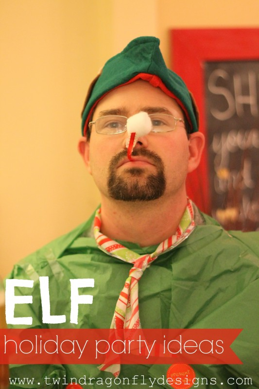 Elf Party Ideas