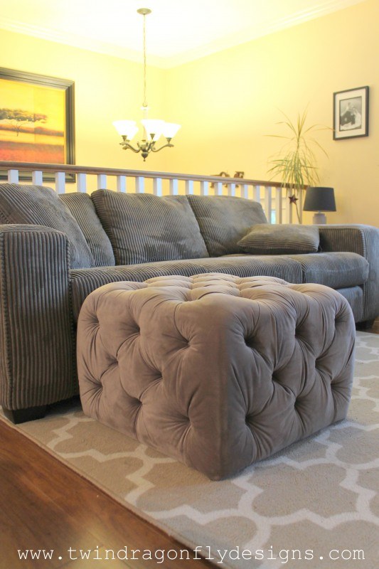 New Sofa and a Rug Pad Review