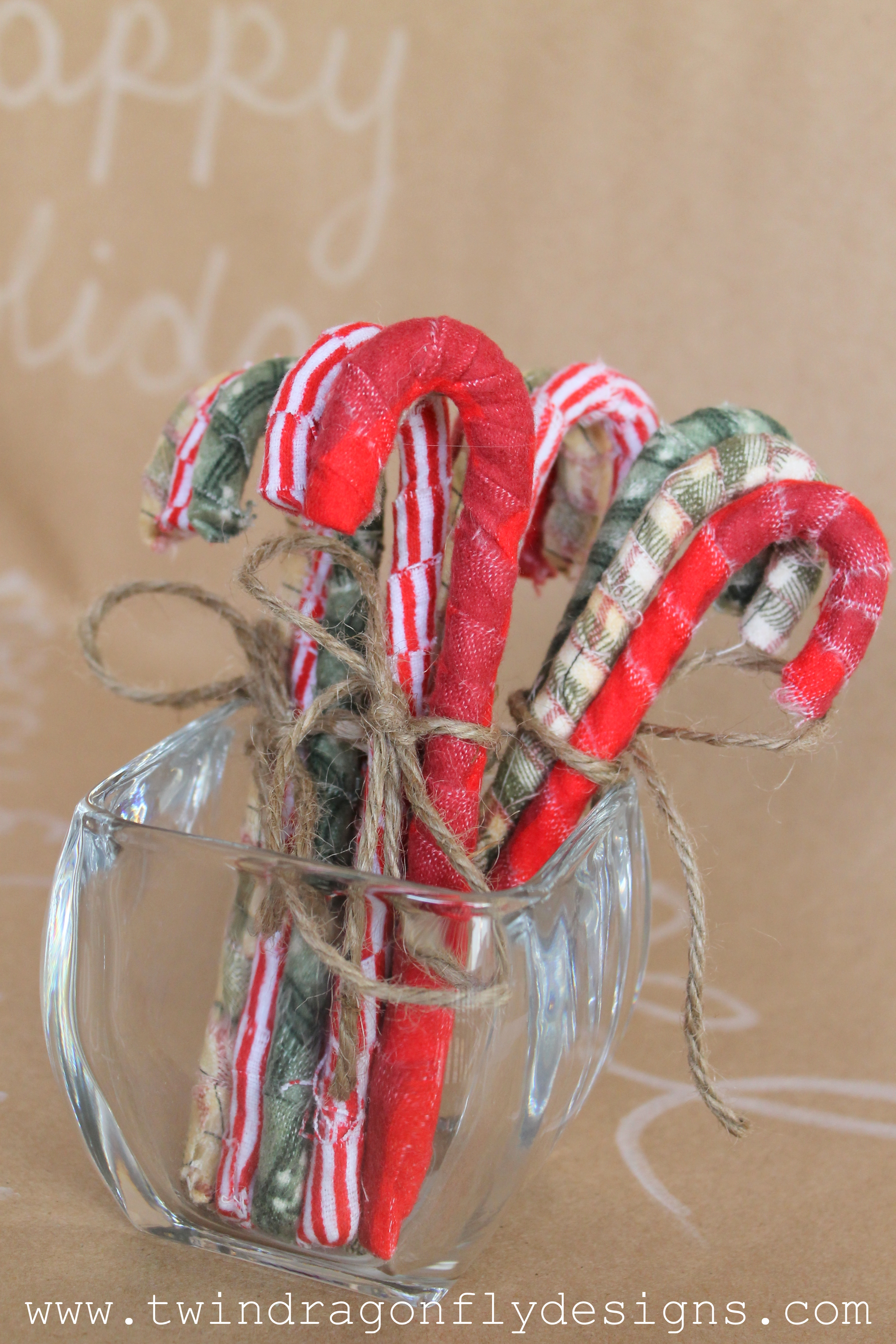 Large candy cane ornaments - Large Candy Cane Ornaments 38