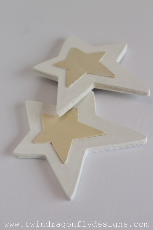 Primitive Star Ornament-002