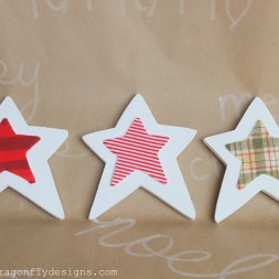 Easy Rustic Star