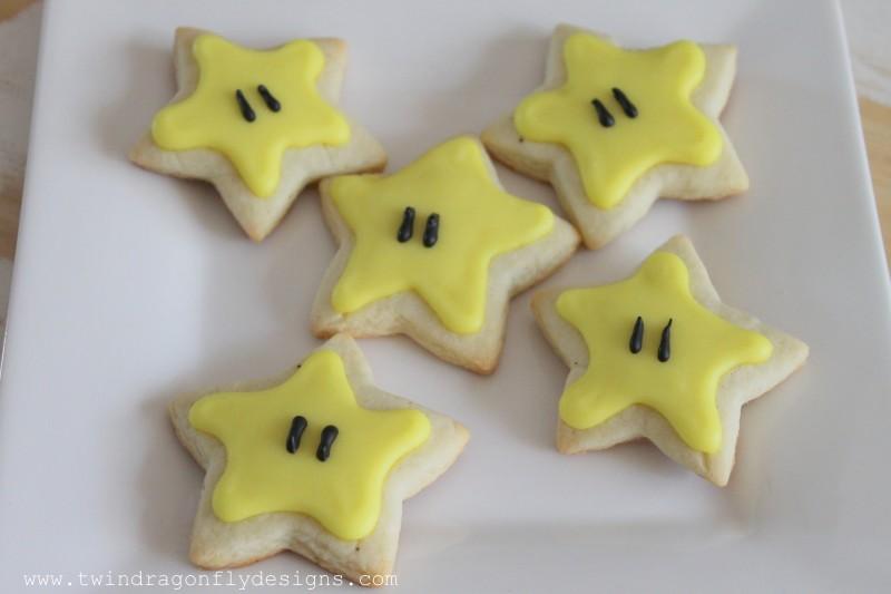 Super Mario 7th Birthday Party