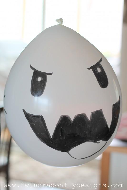 Boo Balloon