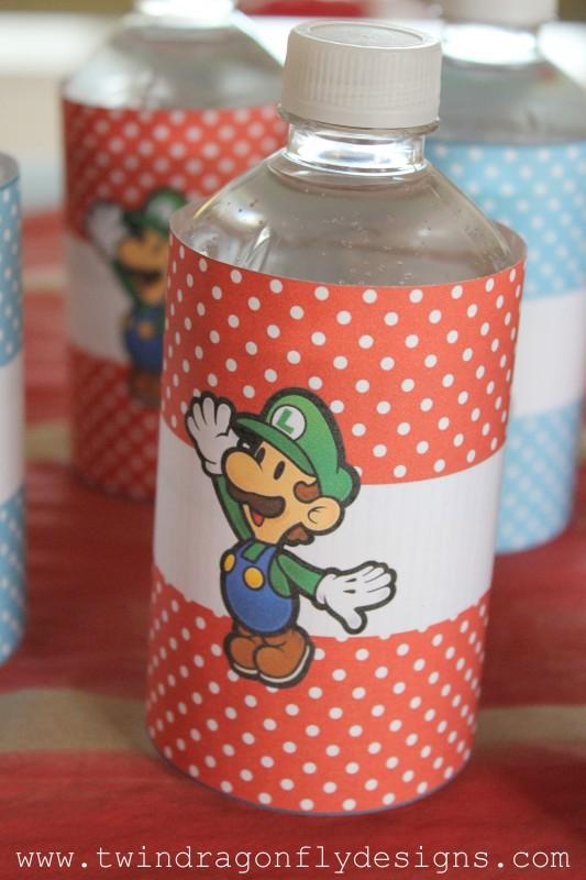 Super Mario Birthday Party-038