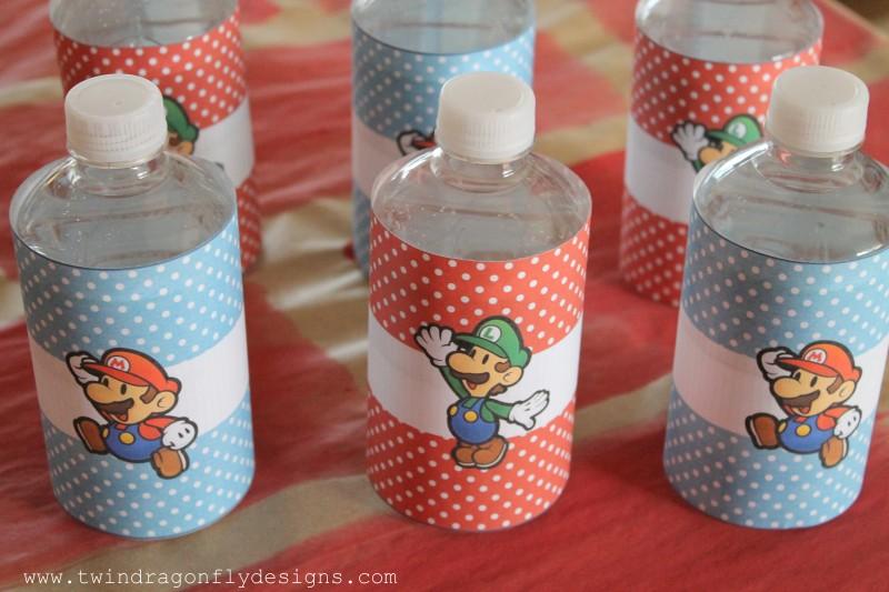 Super Mario Birthday Party-039