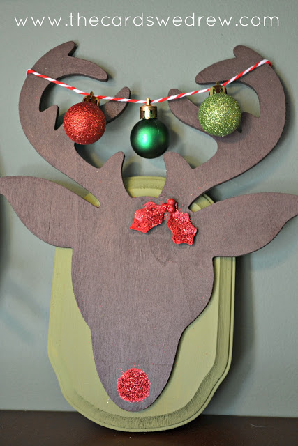 rudolph+reindeer+project