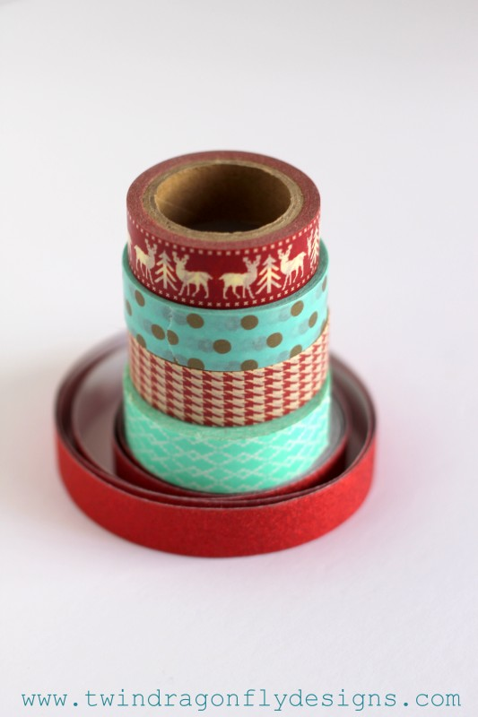 Christmas Mason Jar Lid Wreath-028