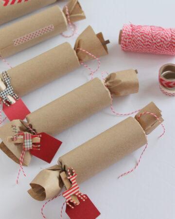 DIY Holiday Cracker
