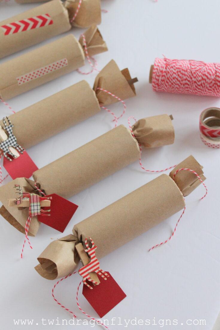 DIY Holiday Cracker Craft
