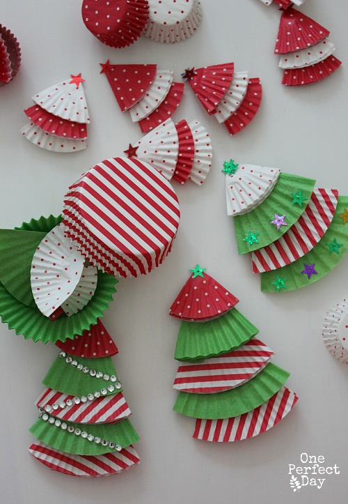 Easy Christmas Crafts For Kids To Make.20 Christmas Crafts For Kids Dragonfly Designs