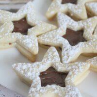 Nutella Sable Cookie Recipe